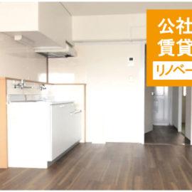 公社ビル賃貸住宅のリノベーション物件!!